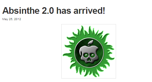 iOS5.1.1完美越狱教程及工具
